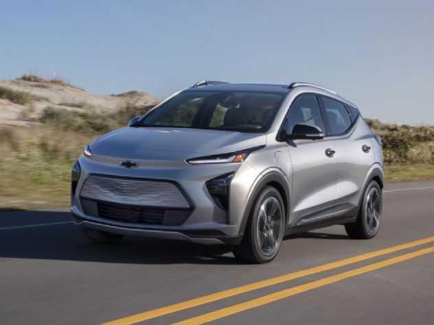 Chevrolet Bolt EUV: veja o que os gringos acharam do SUV elétrico