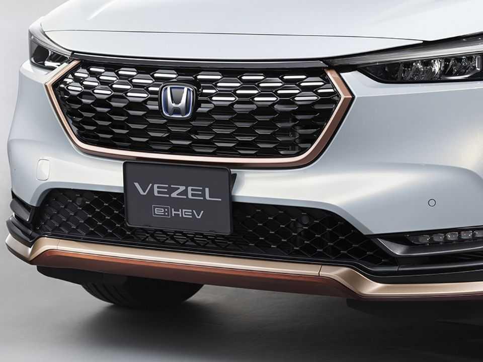 HondaHR-V 2022 - grade frontal