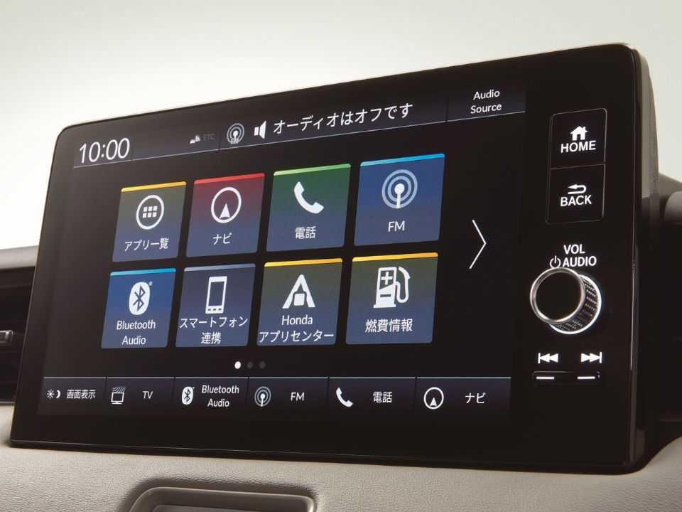 HondaHR-V 2022 - console central