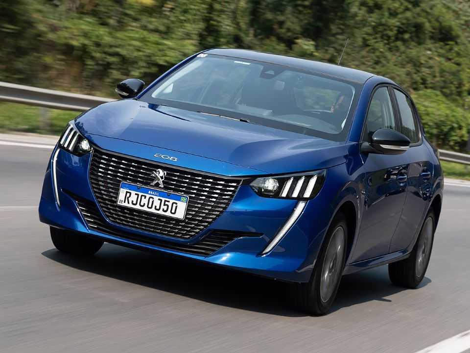 Nova geração do Peugeot 208 produzida na Argentina pode ser beneficiada com motor turbo da Fiat
