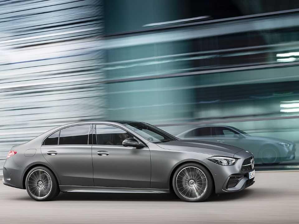 Mercedes-Benz Classe C 2022