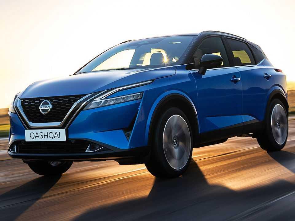 Nova geração do Nissan Qashqai