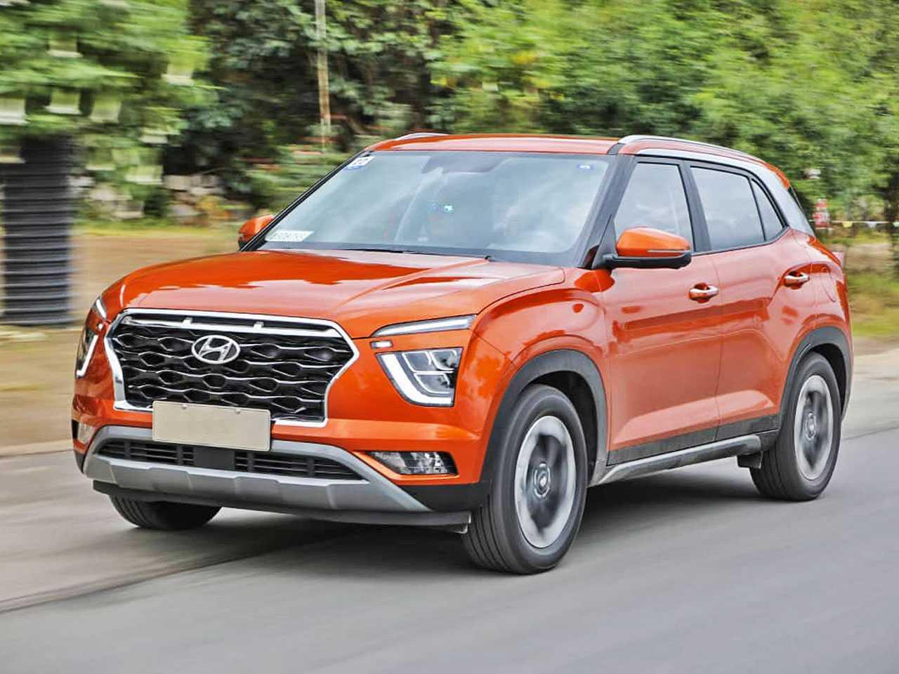 Hyundai Creta reestilizado