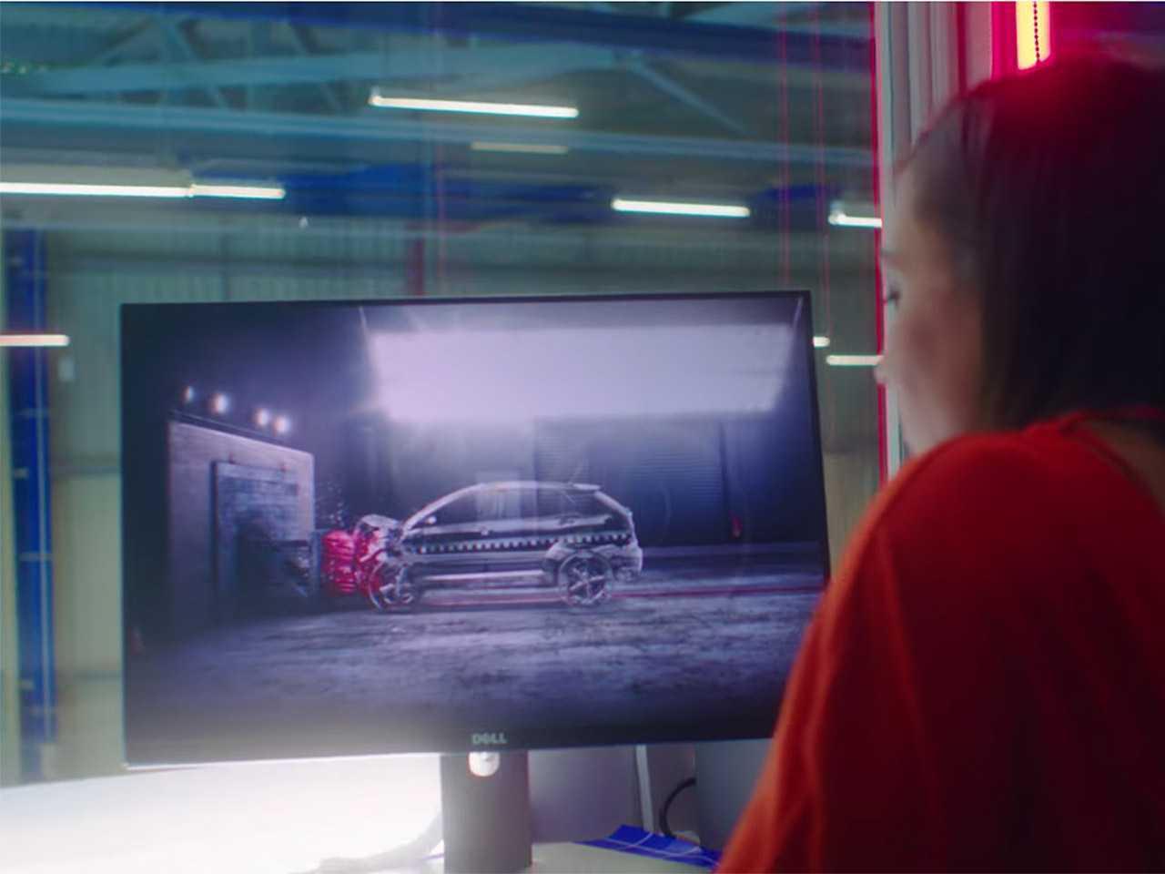 Imagem antecipando a possível silhueta do projeto 363 da Fiat