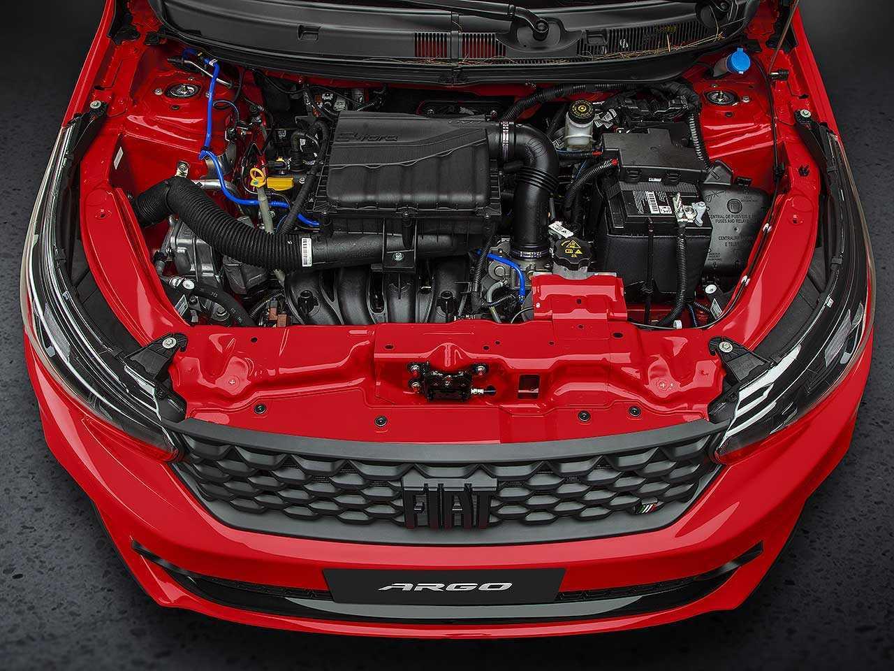 FiatArgo 2021 - motor