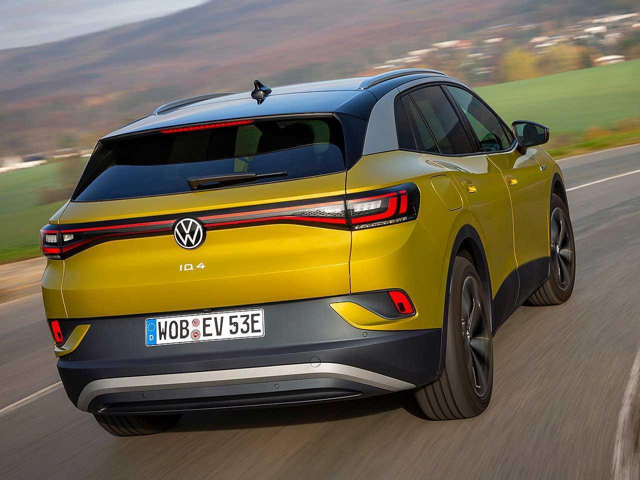 VW ID.4: SUV elétrico seria um bom candidato para o mercado brasileiro