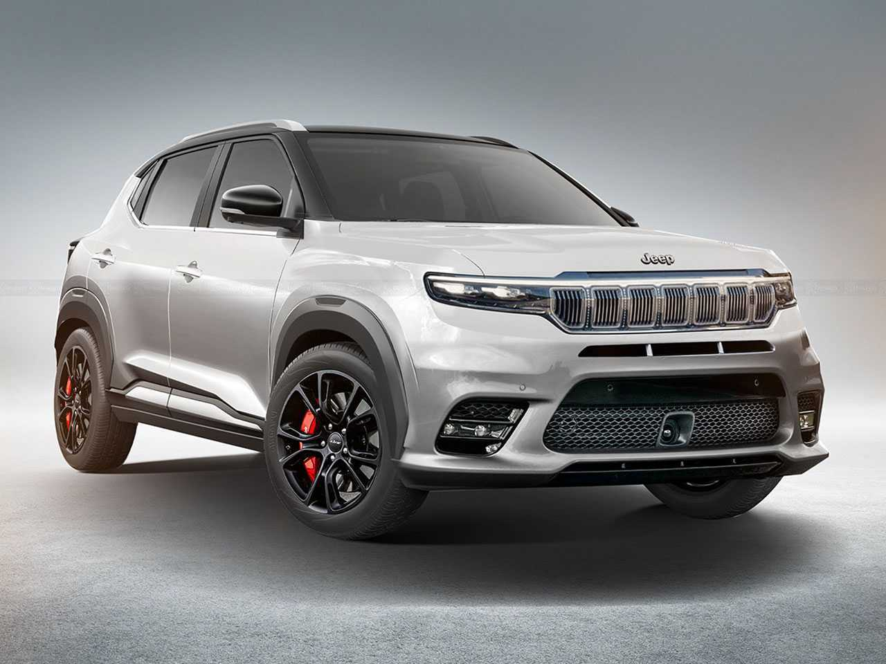 Novo SUV menor que o Renegade utilizará plataforma da Peugeot-Citroën
