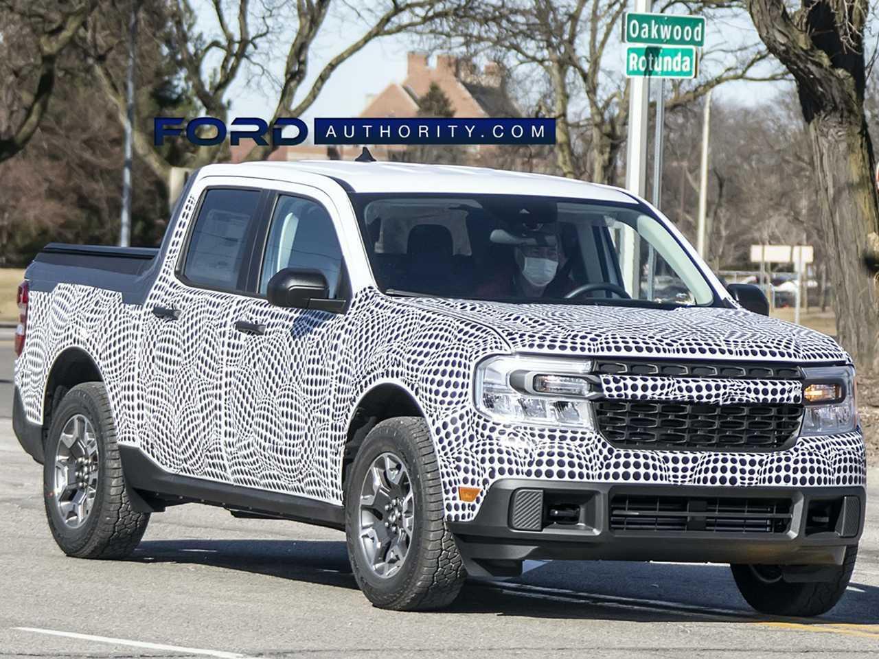 Ford Maverick: redução drástica na camuflagem sinaliza estreia iminente