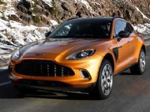 Aston Martin retorna ao Brasil neste ano com toda linha de modelos