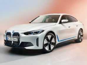 BMW faz mega-ofensiva elétrica e confirma inédito i4 para o Brasil