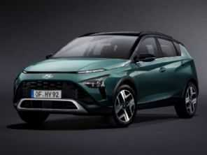 Com receita de Nivus, Hyundai Bayon é revelado na Europa