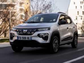 Primo do Renault Kwid é o carro elétrico mais barato da Europa