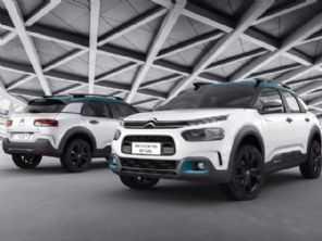 À espera de novidades, Citroën deixa de oferecer C3, Aircross e C4 Lounge