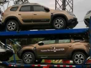 Renault Duster turbo começa a ser fabricado