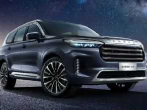 Na China, Exeed VX Lanyue estreia como SUV mais luxuoso da Chery
