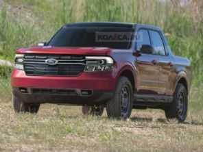 Ford Maverick: rival da Toro entra em produção a partir de julho