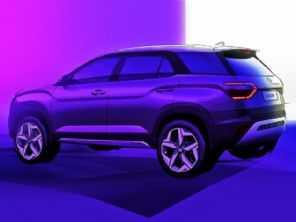 'Cretão', SUV Hyundai Alcazar ganha primeiras imagens oficiais
