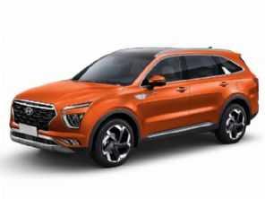 Hyundai Alcazar: Creta de 7 lugares estreia no dia 6 de abril