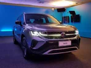 Vídeo: conheça o VW Taos antes do lançamento