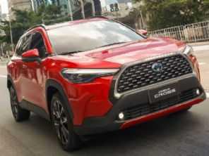 Confira 5 SUVs seminovos pelo preço do Corolla Cross