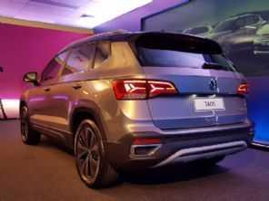 Primeiro contato: VW Taos dará trabalho para Compass e Corolla Cross
