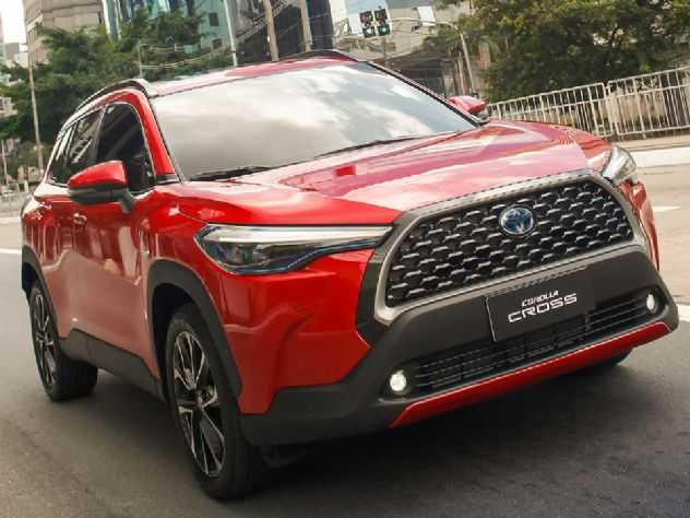 Toyota alcança 25 mil híbridos flex vendidos no Brasil