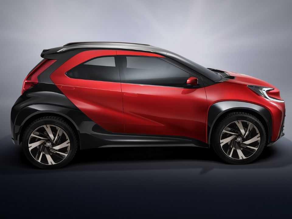 Toyota Aygo X Prologue conceito