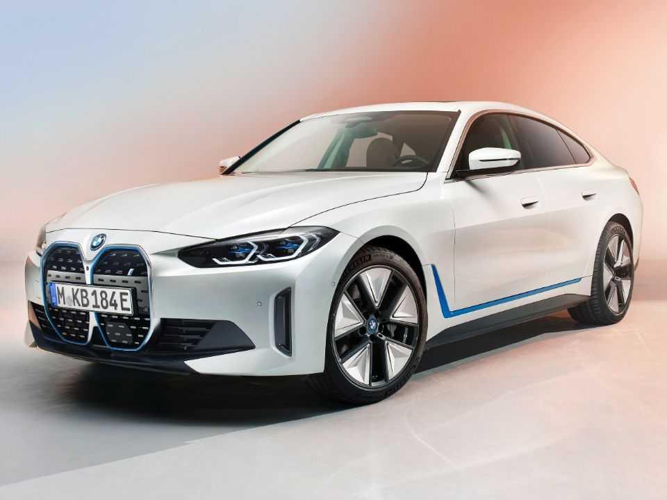 BMW i4 elétrico
