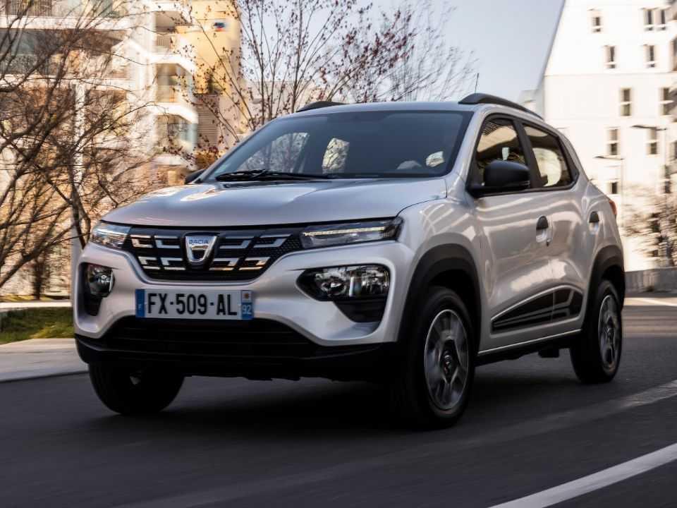 Dacia Spring elétrico