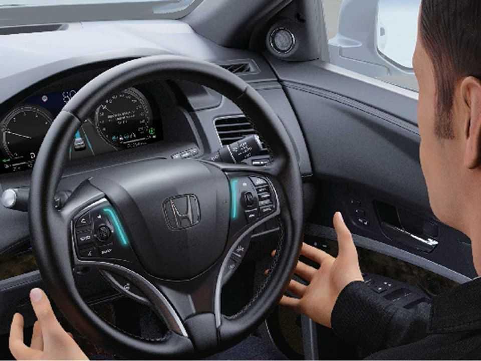 Nível 3 de autonomia proporcionado pelo sistema Sensing Elite ainda demanda presença do motorista