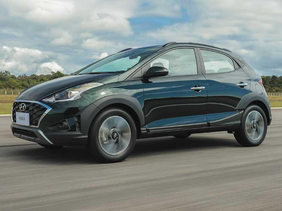 Hyundai HB20X 2021