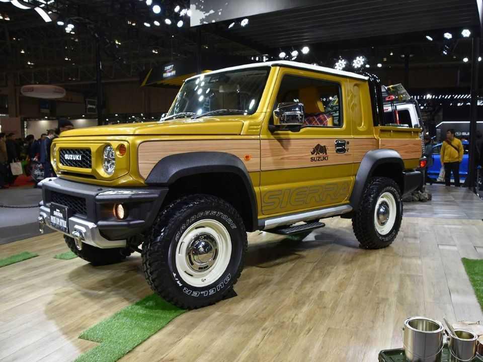 Suzuki Jimny Pickup Style conceito