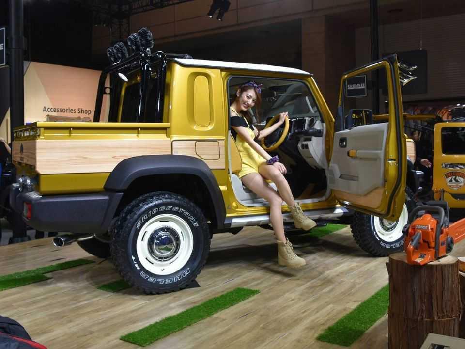 Suzuki Jimny Pickup Style