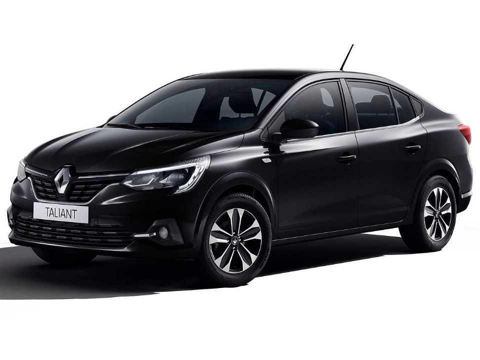 Renault Taliant revelado na Turquia: versão nobre da terceira geração do Logan