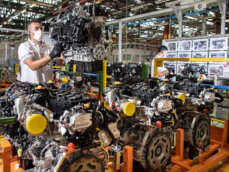 Novo motor 1.3 turbo entra em produção em Betim (MG)