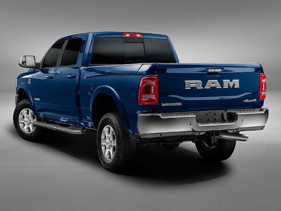 RAM 2500 2021