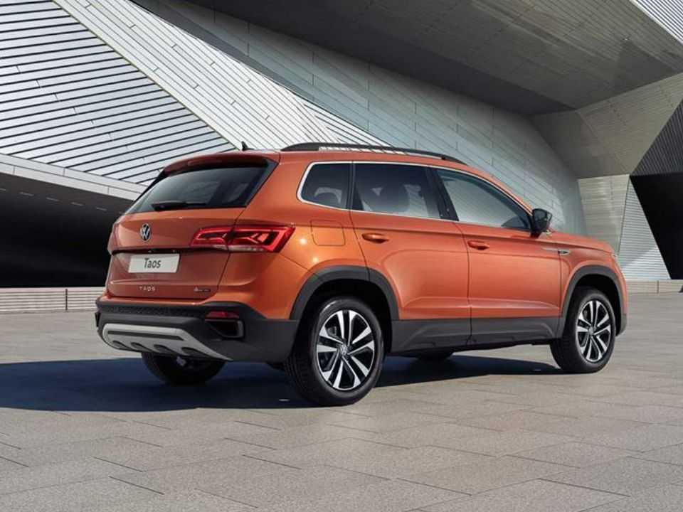 Volkswagen Taos Russo
