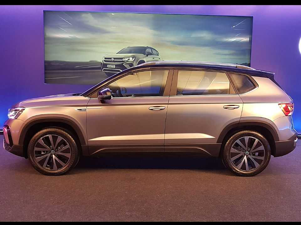 VolkswagenTaos 2022 - lateral