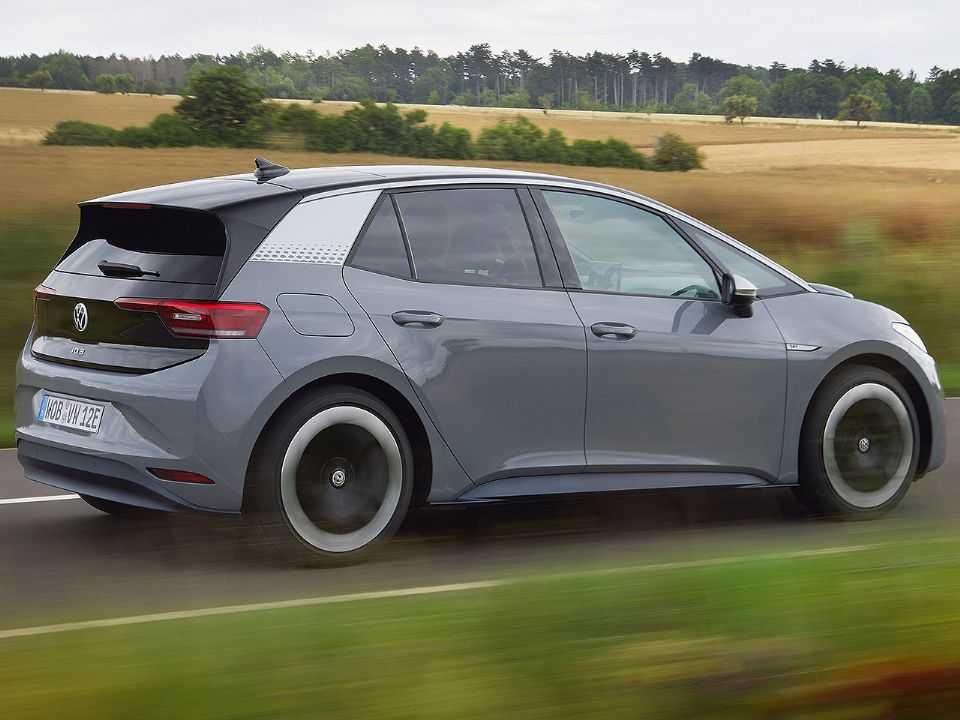 Futuro elétrico acessível da VW será posicionado abaixo do ID.3