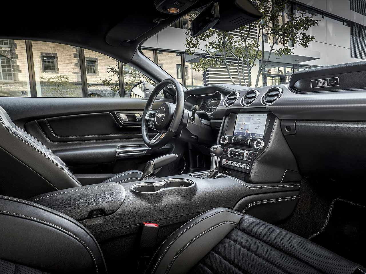 FordMustang 2021 - painel