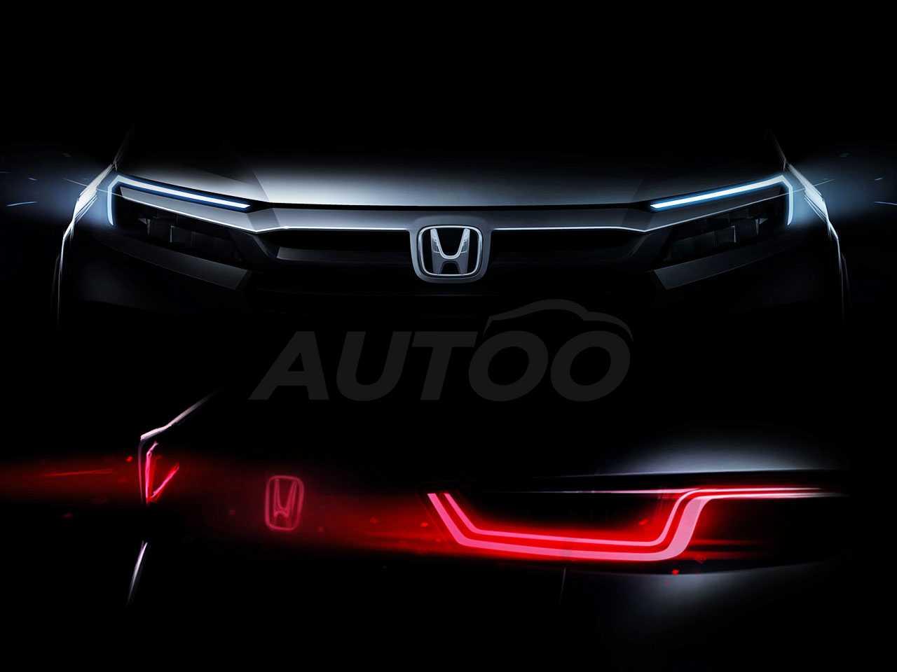 Imagens prévias do novo Honda global: será ele o inédito SUV pequeno da marca?