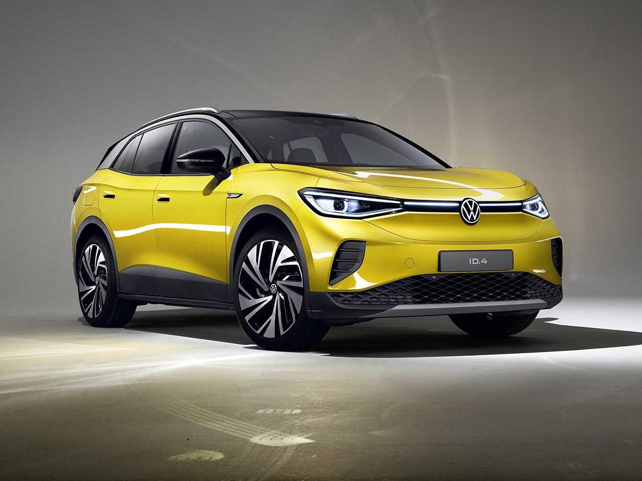 VW ID.4: elétrico foi escolhido o melhor carro do mundo em 2021