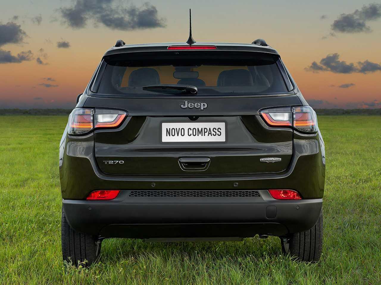 JeepCompass 2022 - traseira