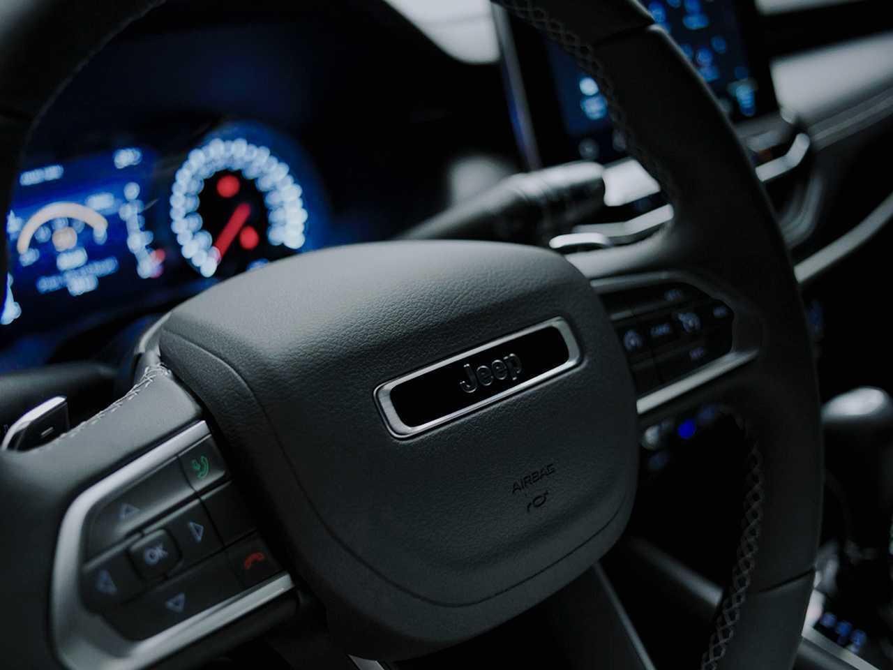 JeepCompass 2022 - volante