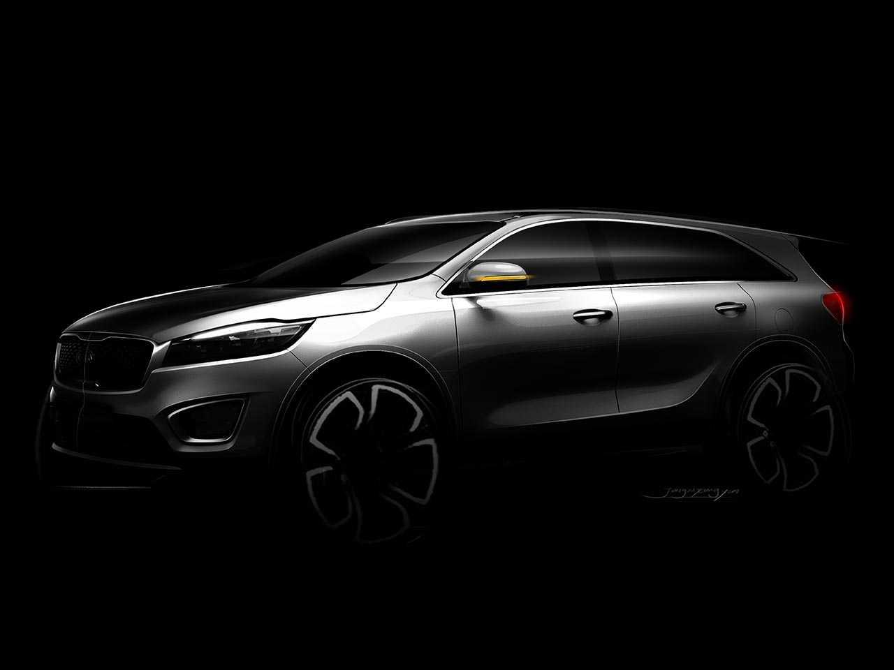 Novidade da Kia deverá mesclar traços de SUV e monovolume