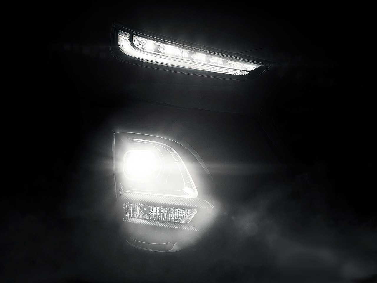 Teaser da CAOA Chery deixa claro: conjunto de iluminação dianteira é o mesmo do Tiggo 3X Plus chinês
