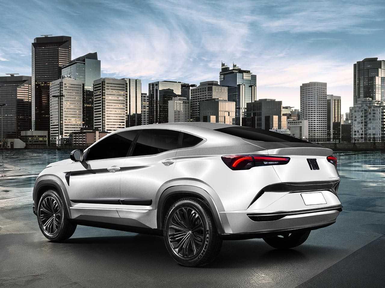 Fiat vai investir em um SUV-cupê no Brasil: novidade provavelmente deverá atuar no segmento de médio porte