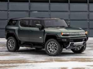GMC Hummer: depois de picape de 1.000 cv, SUV terá até 842 cv