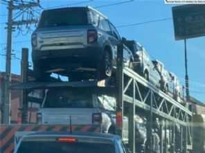 Bronco Sport e novo SUV da CAOA Chery estreiam em breve