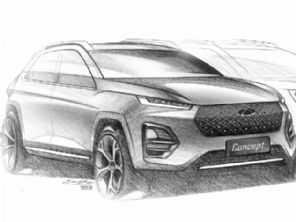 CAOA Chery confirma Tiggo 3X Plus como novo SUV nacional